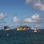 En rade de Gustavia