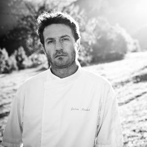 Le Chef Julien Machet, 1 A�toile au FarA�on et candidat dans l'actuelle saison de Top Chef sur M6