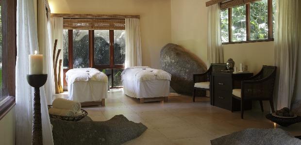Salle de massage dans le spa