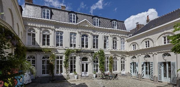 Lille un aristocratique boutique h tel travel style life - Hotel particulier lille ...