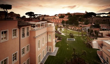 Le Gran Melia Rome, Villa Agrippina.