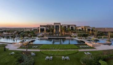 Le Royal Palm Marrakech.