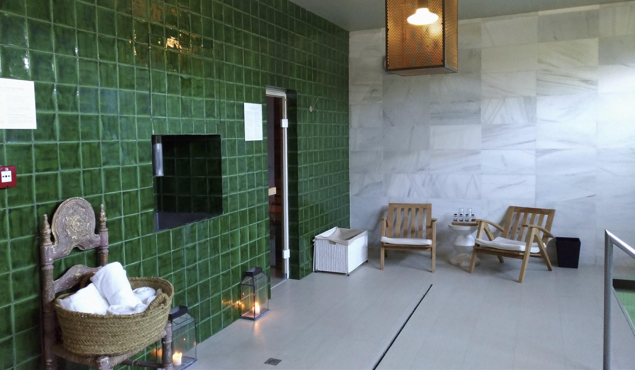 Espace repos du sauna et du hammam travel style life for Espace sauna hammam